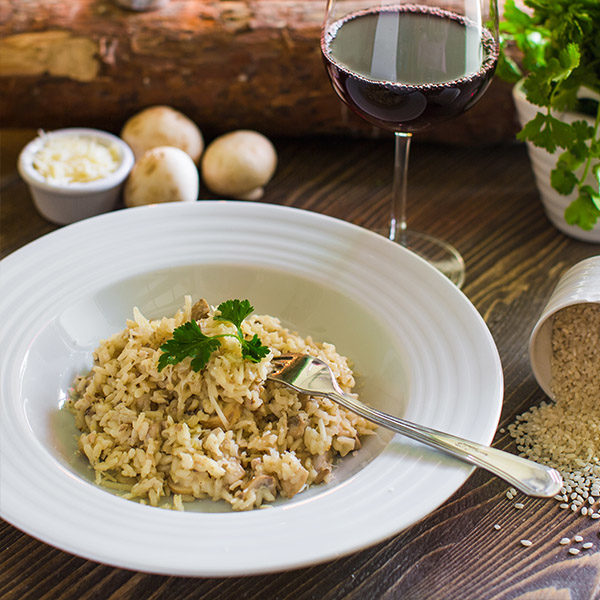 """RISOTTO"" – THE TRULY TASTY EXPERIENCE"